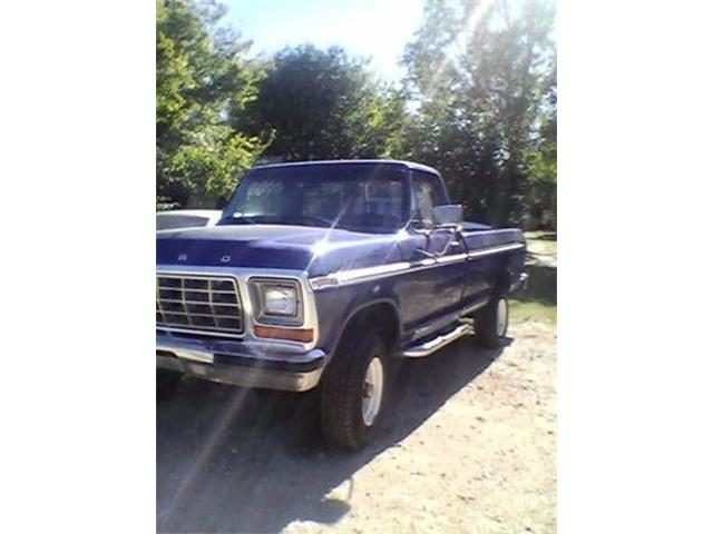 1976 Ford F150 (CC-1122503) for sale in Cadillac, Michigan