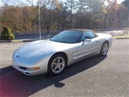 2001 Chevrolet Corvette (CC-1122508) for sale in Cadillac, Michigan