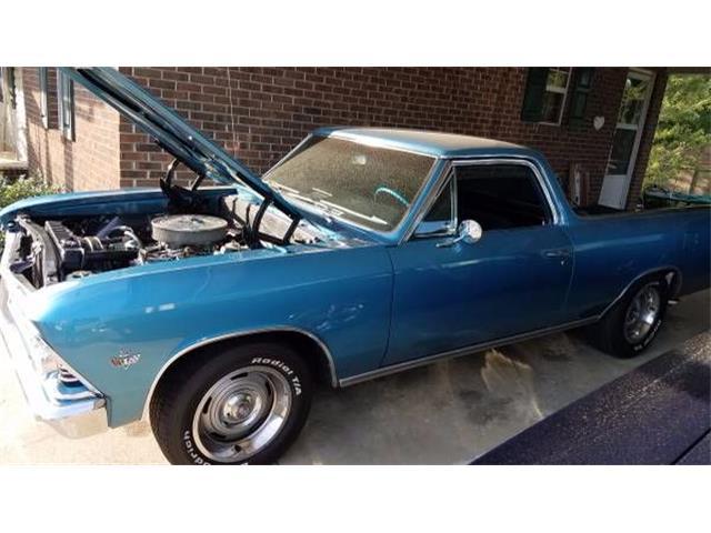 1966 Chevrolet El Camino (CC-1122513) for sale in Cadillac, Michigan