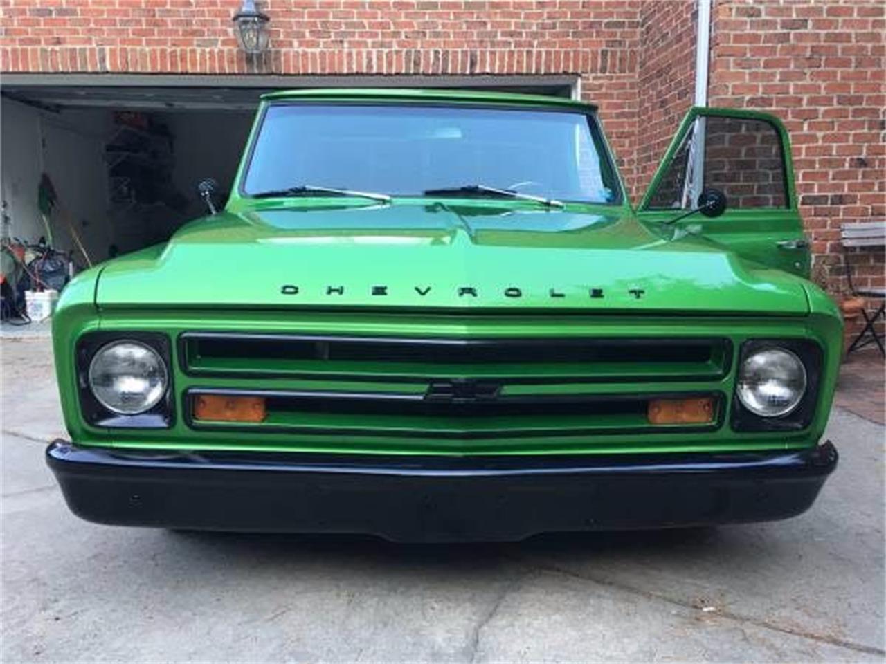 1967 Chevrolet C10 (CC-1122514) for sale in Cadillac, Michigan