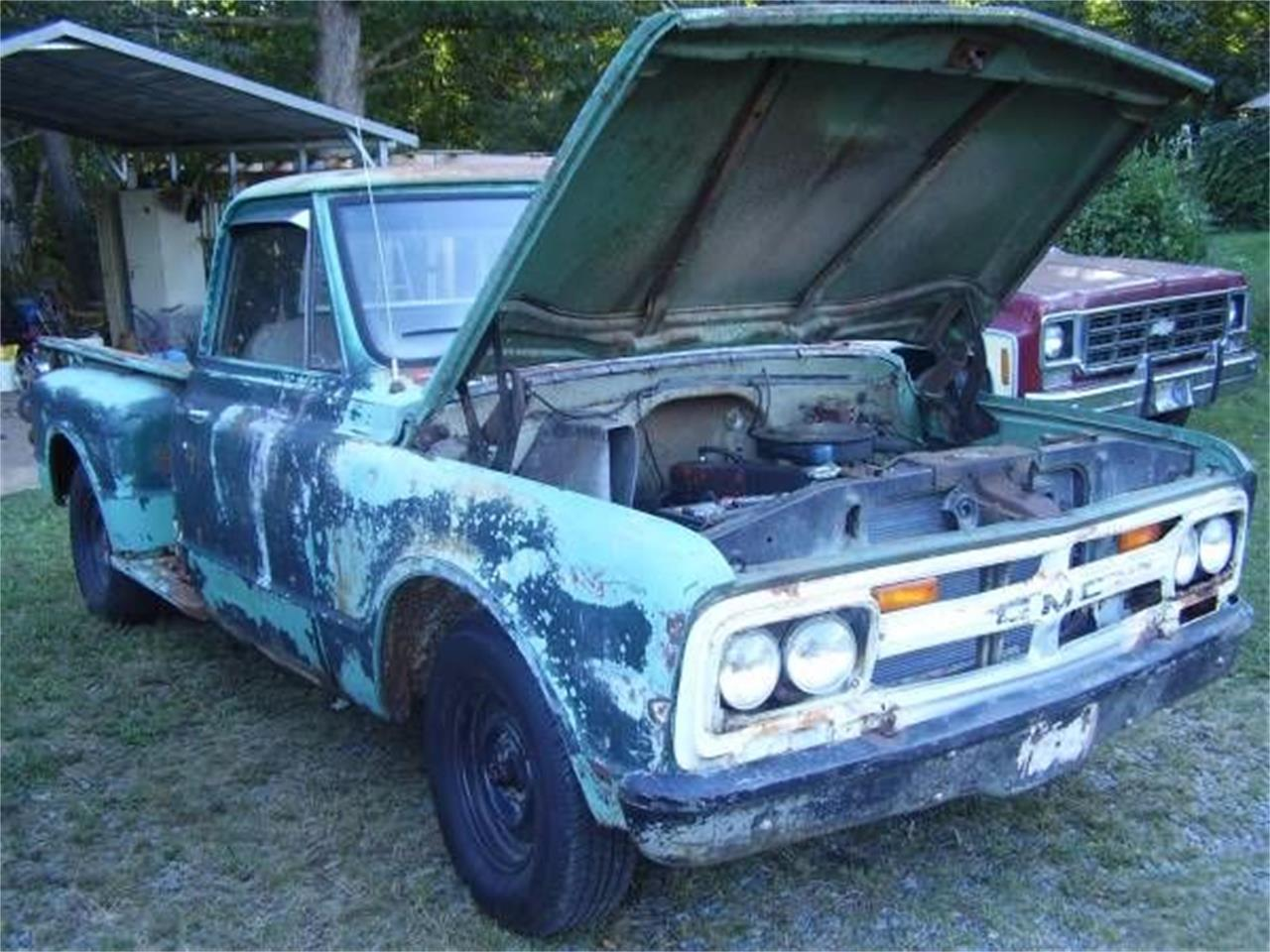 1967 GMC Pickup (CC-1122518) for sale in Cadillac, Michigan