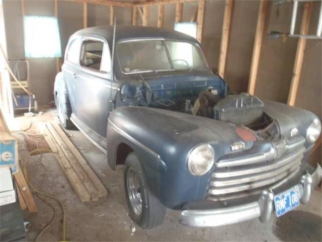 1946 Ford Super Deluxe (CC-1120252) for sale in Cadillac, Michigan