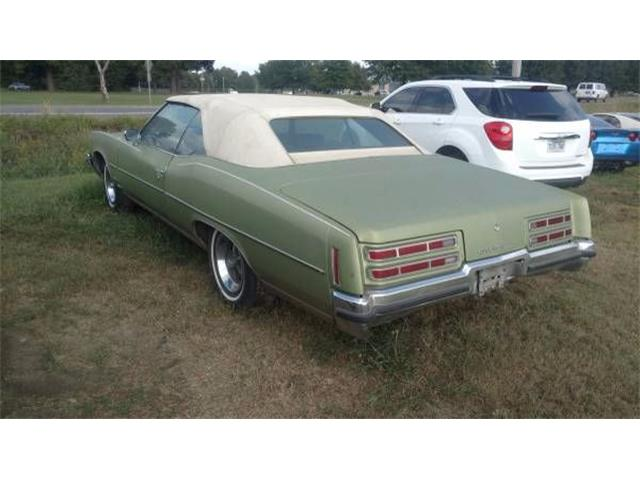1972 Pontiac Bonneville (CC-1122527) for sale in Cadillac, Michigan