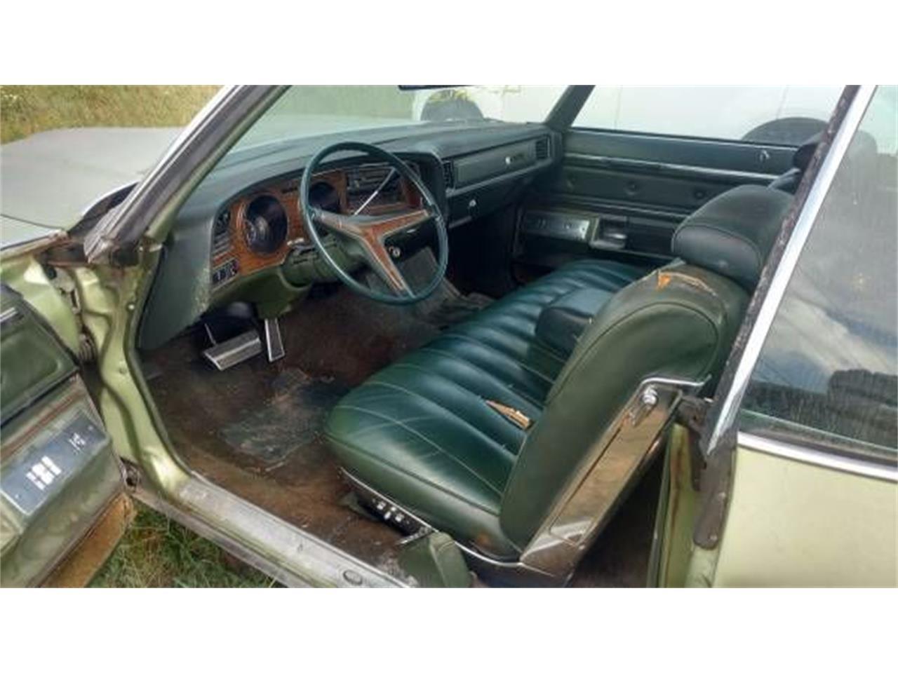 1972 Pontiac Bonneville (CC-1122527) for sale in Cadillac, Michigan
