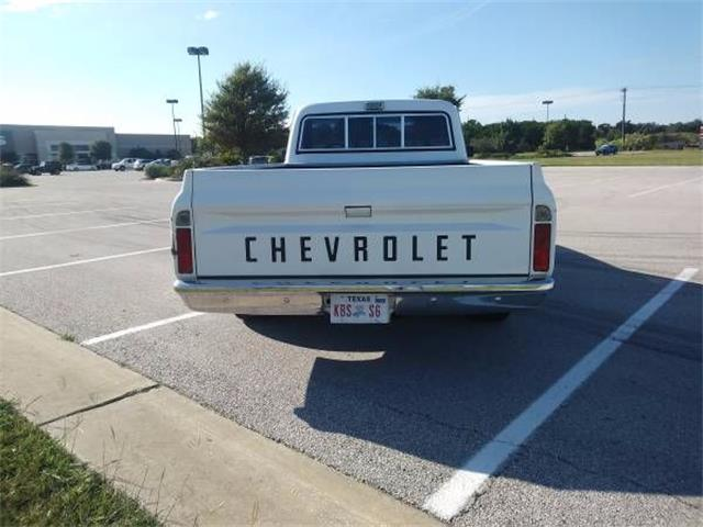 1969 Chevrolet C10 (CC-1122542) for sale in Cadillac, Michigan