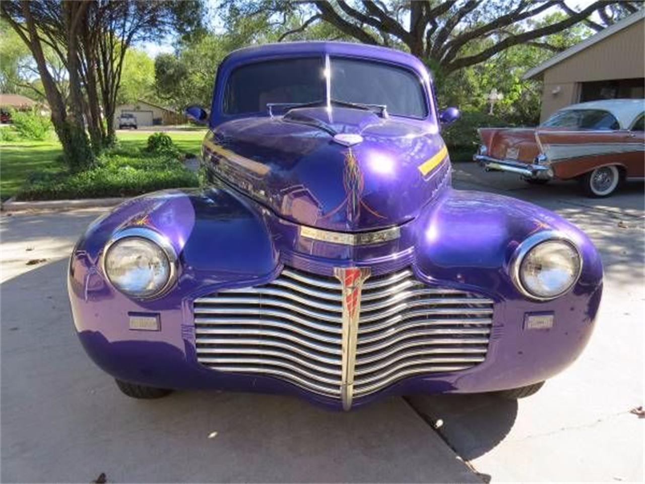 1941 Chevrolet Business Coupe (CC-1122555) for sale in Cadillac, Michigan