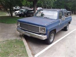 1976 Chevrolet C10 (CC-1122559) for sale in Cadillac, Michigan