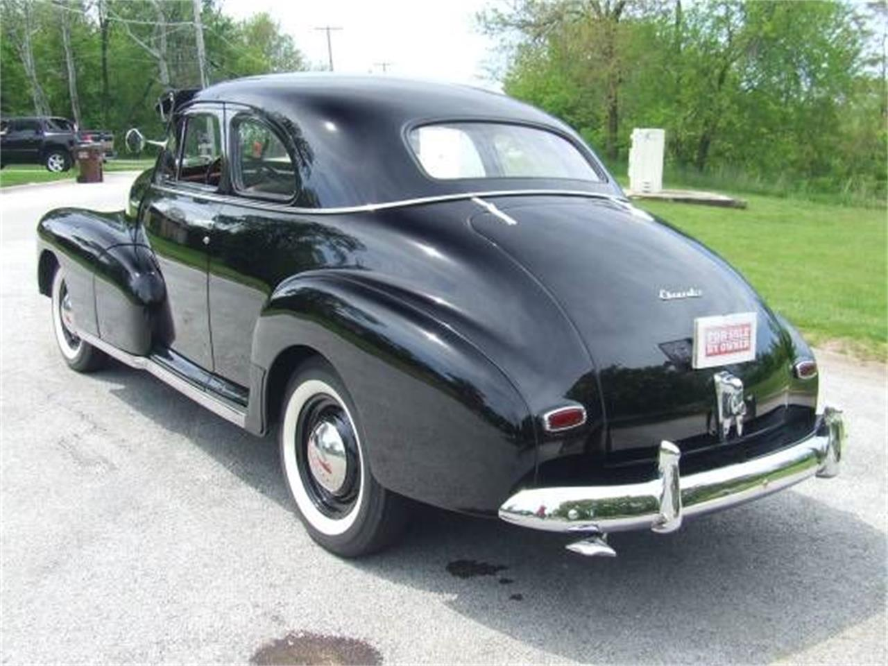 1947 Chevrolet Stylemaster (CC-1120256) for sale in Cadillac, Michigan