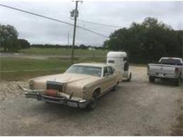 1978 Lincoln Continental (CC-1120257) for sale in Cadillac, Michigan
