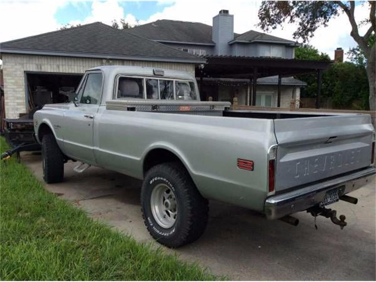 1971 Chevrolet K-10 (CC-1122581) for sale in Cadillac, Michigan