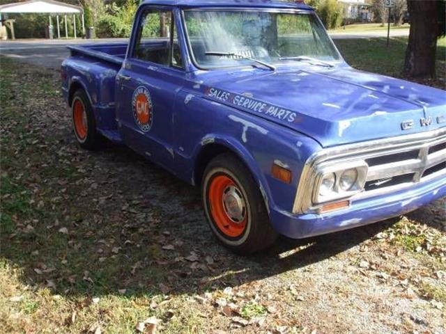 1970 GMC Pickup (CC-1122594) for sale in Cadillac, Michigan