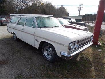 1966 AMC Rambler (CC-1122611) for sale in Cadillac, Michigan