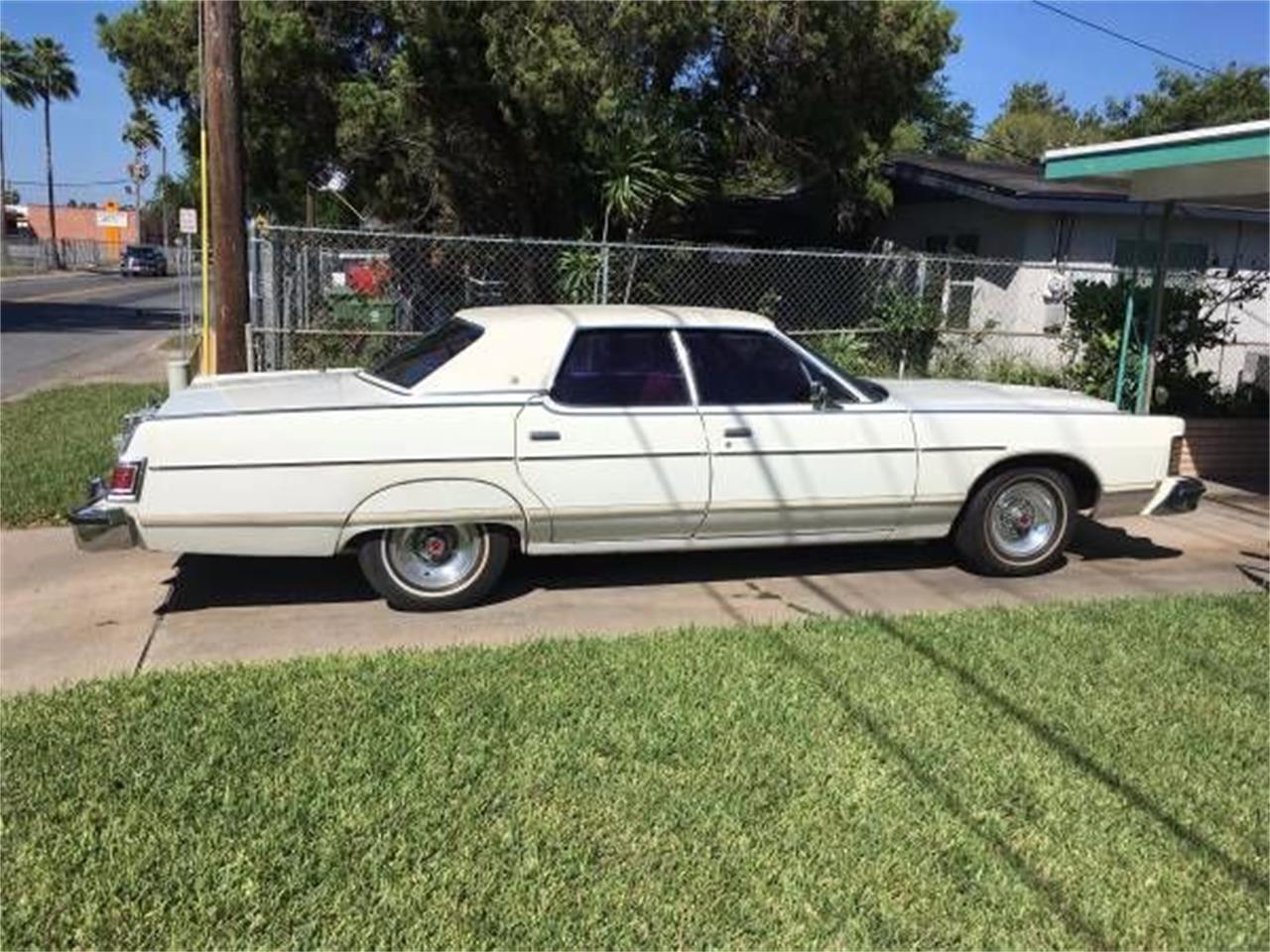 1977 Mercury Grand Marquis (CC-1122617) for sale in Cadillac, Michigan