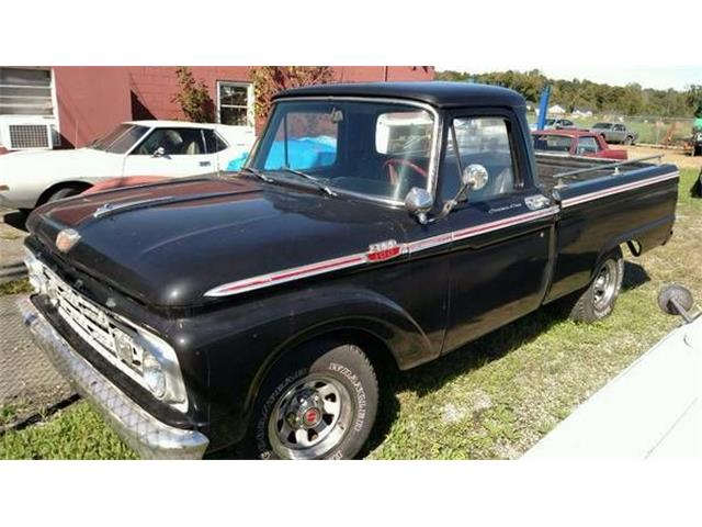 1964 Ford F150 (CC-1122621) for sale in Cadillac, Michigan