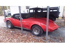 1973 Chevrolet Corvette (CC-1122631) for sale in Cadillac, Michigan