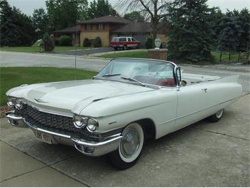 1960 Cadillac DeVille (CC-1120265) for sale in Cadillac, Michigan
