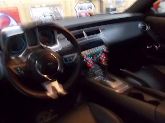 2010 Chevrolet Camaro (CC-1122653) for sale in Cadillac, Michigan