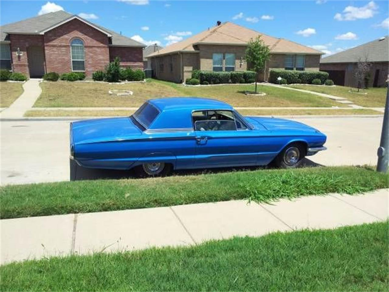 1966 Ford Thunderbird (CC-1122654) for sale in Cadillac, Michigan