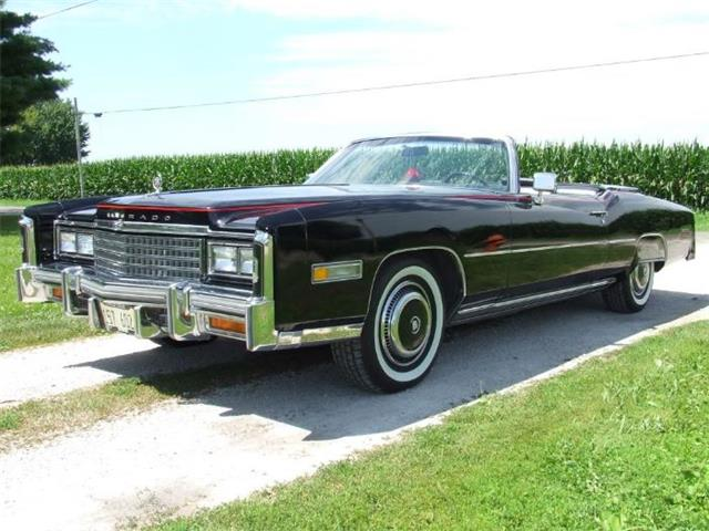 1978 Cadillac Eldorado (CC-1120266) for sale in Cadillac, Michigan