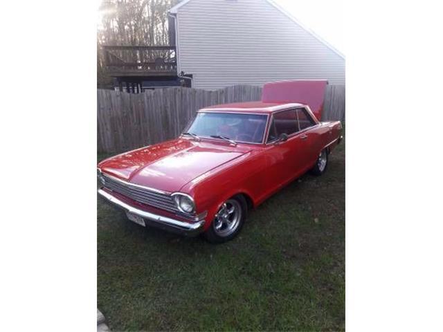 1963 Chevrolet Nova (CC-1122667) for sale in Cadillac, Michigan