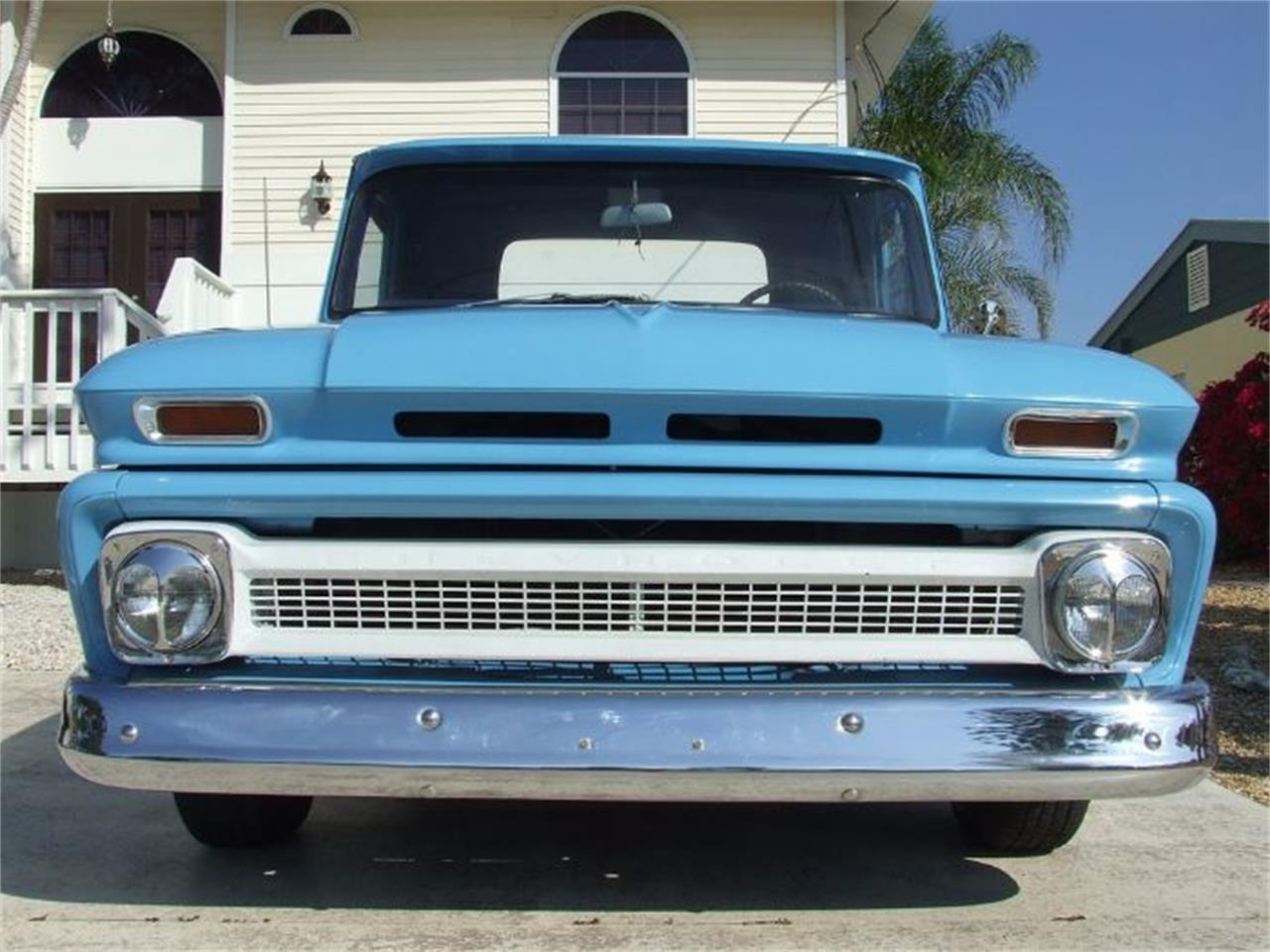 1966 Chevrolet C10 (CC-1120268) for sale in Cadillac, Michigan