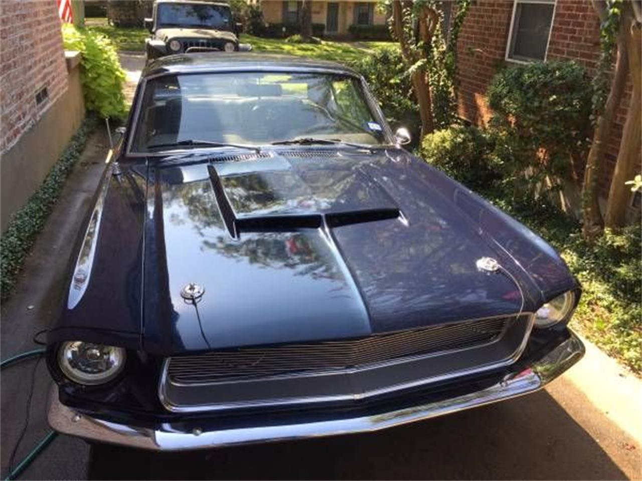 1967 Ford Mustang (CC-1122687) for sale in Cadillac, Michigan
