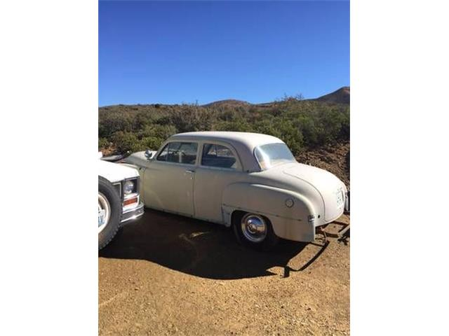 1951 Plymouth Cranbrook (CC-1122696) for sale in Cadillac, Michigan