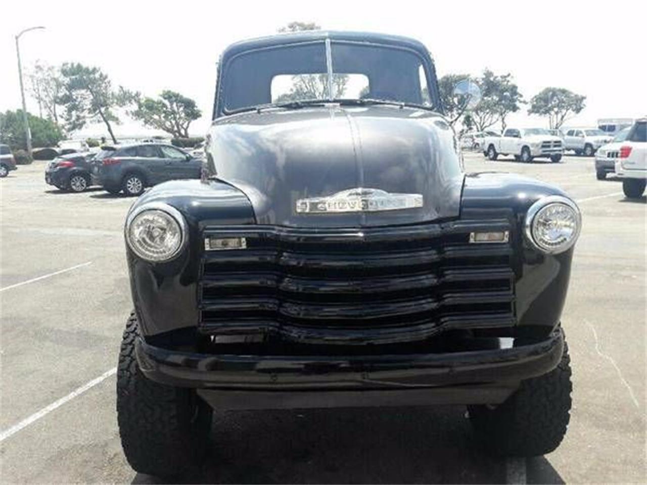1952 Chevrolet 3100 (CC-1122697) for sale in Cadillac, Michigan