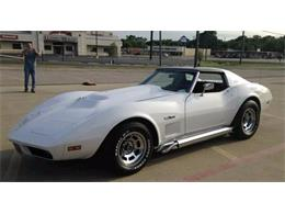 1974 Chevrolet Corvette (CC-1122702) for sale in Cadillac, Michigan