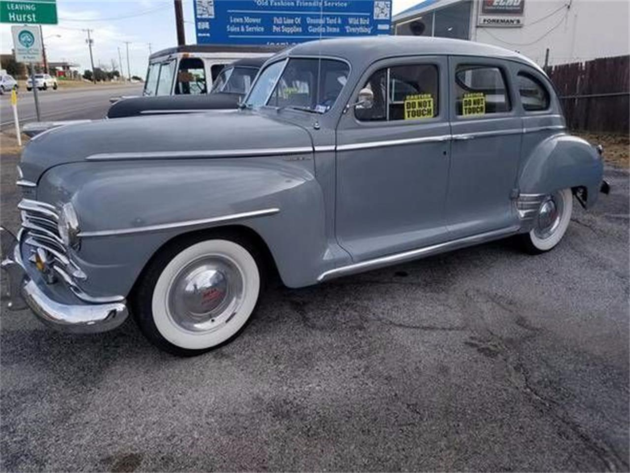 1947 Plymouth Sedan (CC-1122705) for sale in Cadillac, Michigan