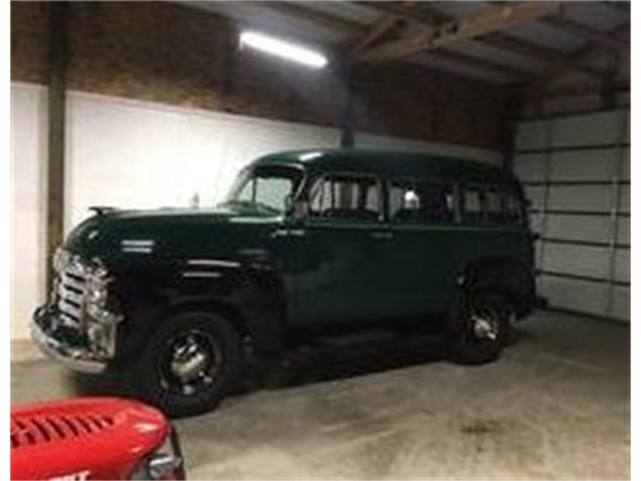 1954 GMC Suburban (CC-1122707) for sale in Cadillac, Michigan