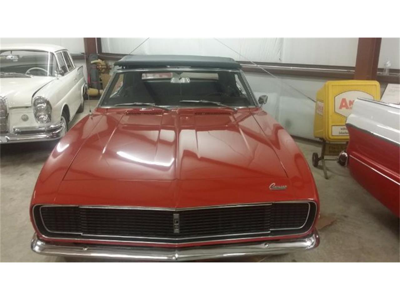 1968 Chevrolet Camaro (CC-1122716) for sale in Cadillac, Michigan