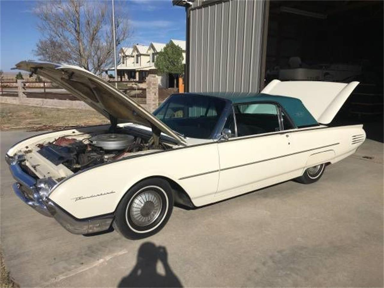 1961 Ford Thunderbird (CC-1120272) for sale in Cadillac, Michigan