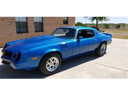 1979 Chevrolet Camaro (CC-1120273) for sale in Cadillac, Michigan