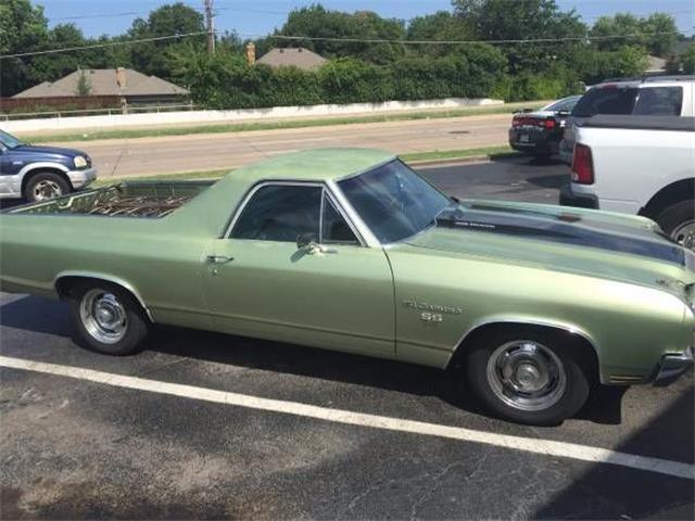 1970 Chevrolet El Camino (CC-1122732) for sale in Cadillac, Michigan