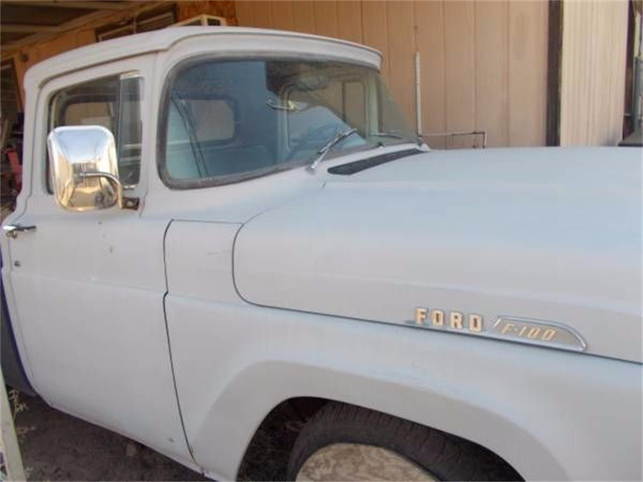 1957 Ford F100 (CC-1122739) for sale in Cadillac, Michigan