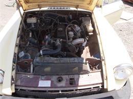 1980 MG MGB (CC-1120274) for sale in Cadillac, Michigan