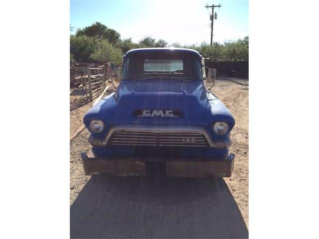 1957 GMC 150 Series (CC-1122741) for sale in Cadillac, Michigan