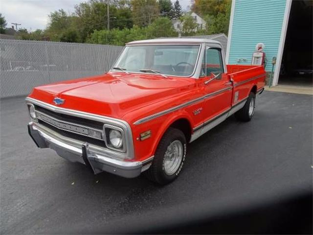 1970 Chevrolet C10 (CC-1122748) for sale in Cadillac, Michigan