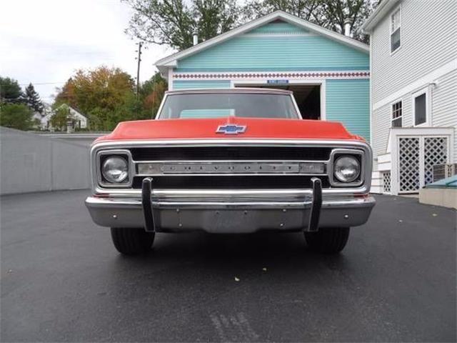 1970 Chevrolet C10 (CC-1122748) for sale in Cadillac, Michigan