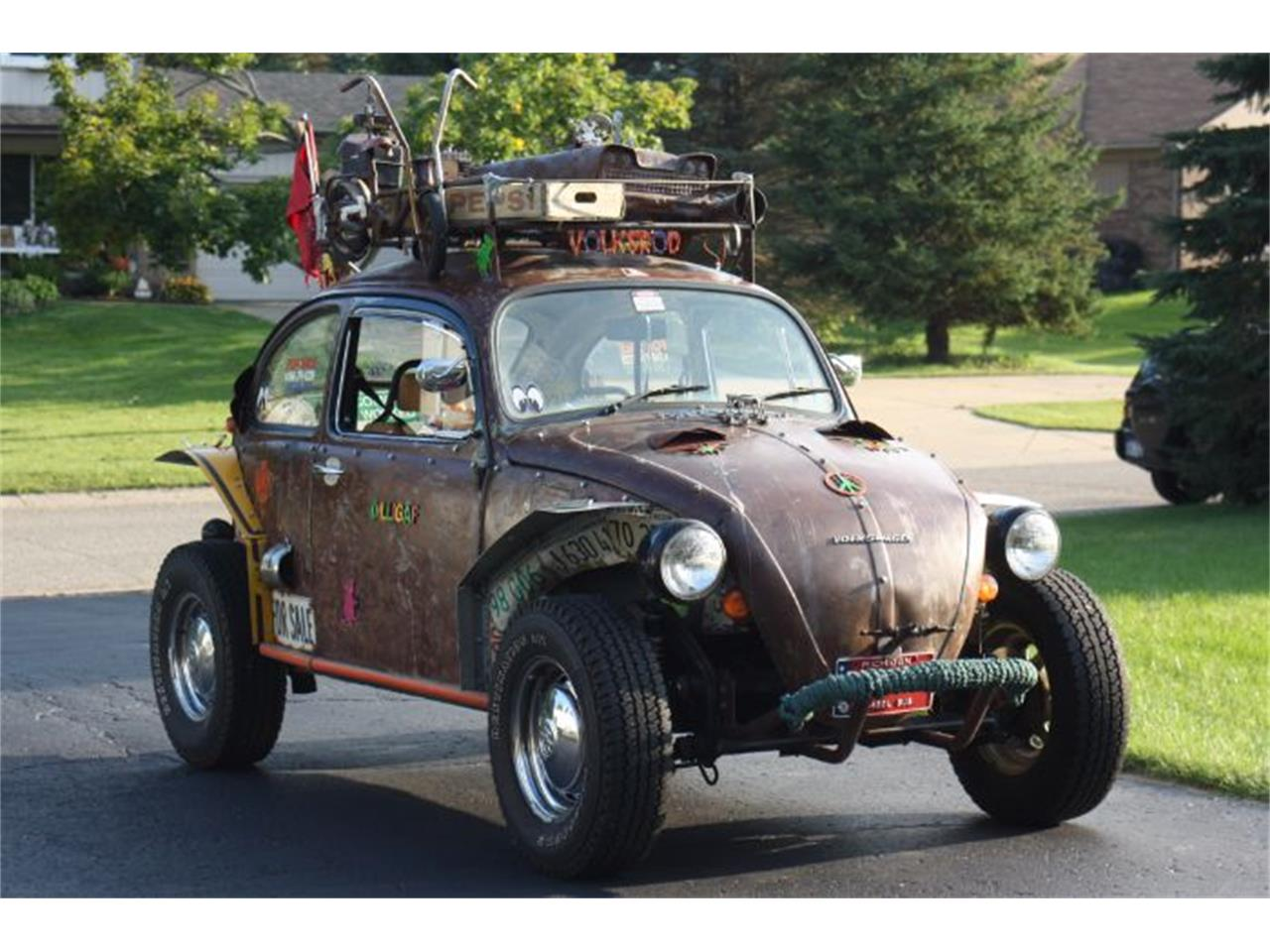 1977 Volkswagen Beetle (CC-1122757) for sale in Cadillac, Michigan