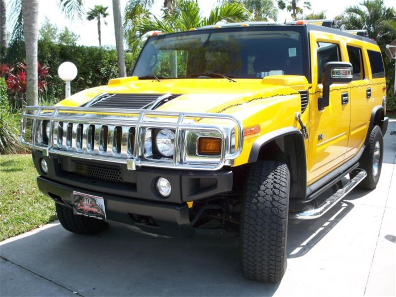 2007 Hummer H2 (CC-1120277) for sale in Cadillac, Michigan