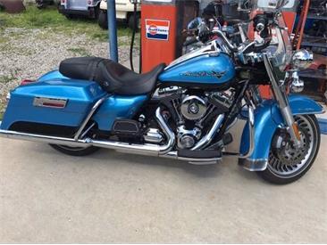 2011 Harley-Davidson Road King (CC-1122780) for sale in Cadillac, Michigan