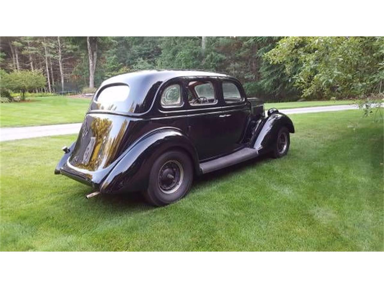 1936 Ford 4-Dr Sedan (CC-1122802) for sale in Cadillac, Michigan
