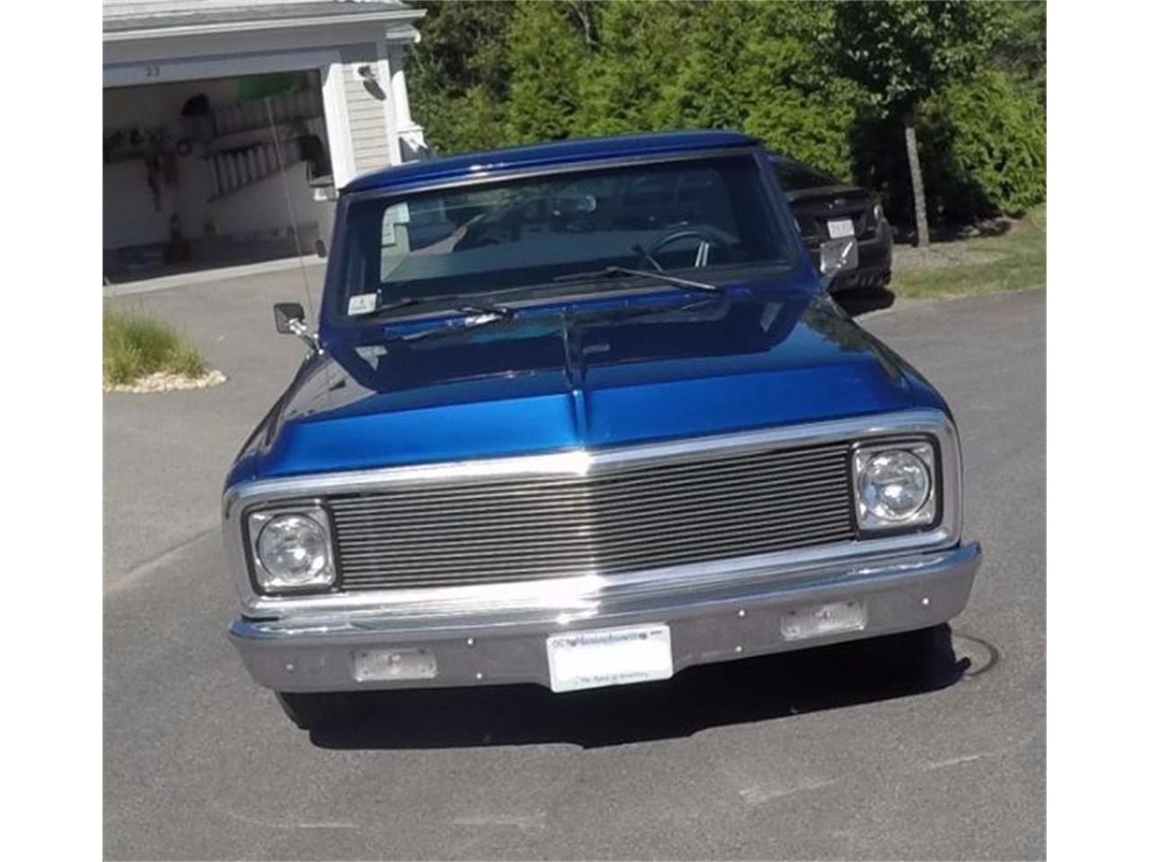 1971 Chevrolet C10 (CC-1122815) for sale in Cadillac, Michigan