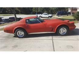 1977 Chevrolet Corvette (CC-1122827) for sale in Cadillac, Michigan