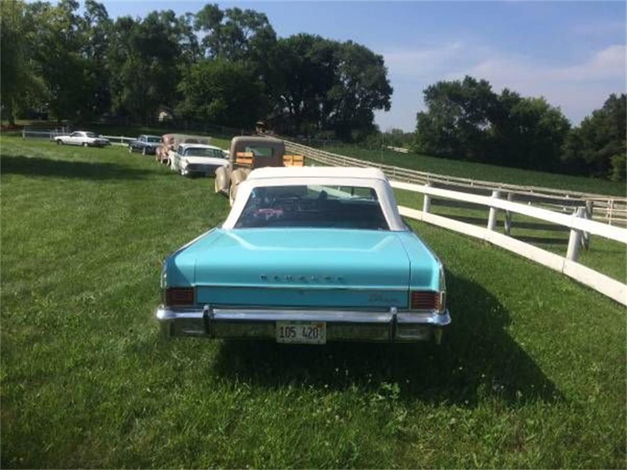 1966 AMC Rambler (CC-1120283) for sale in Cadillac, Michigan