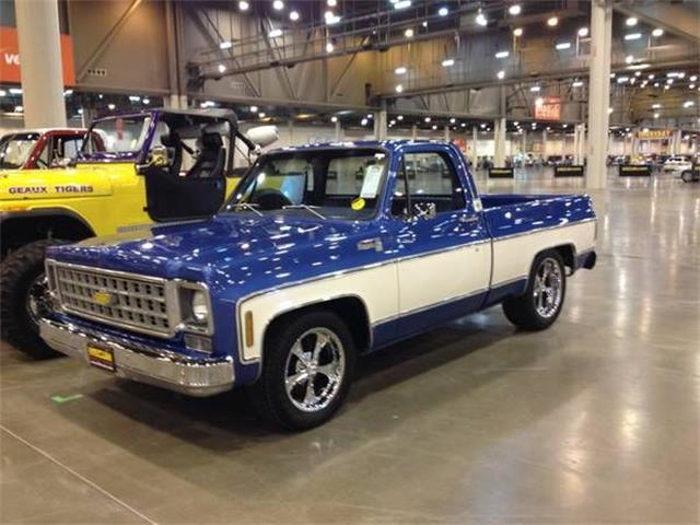 1978 Chevrolet C10 (CC-1122834) for sale in Cadillac, Michigan