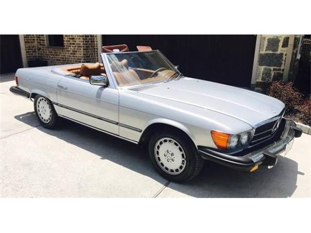 1976 Mercedes-Benz 450SL (CC-1122837) for sale in Cadillac, Michigan