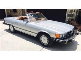 1976 Mercedes-Benz 450SL (CC-1122837) for sale in Cadillac, Michigan